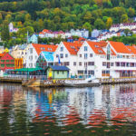 My trip to Bergen — The promised land of peace of Norway