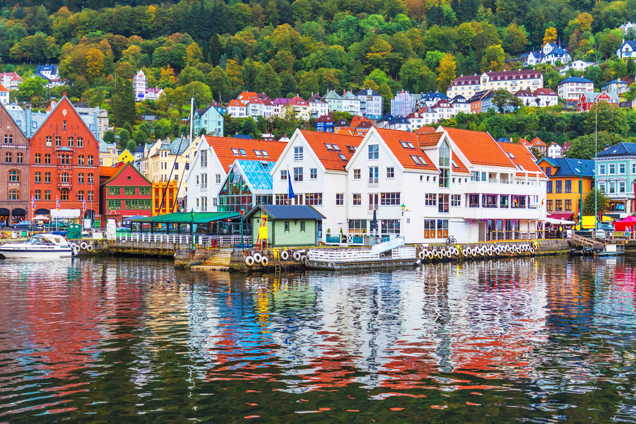 Credit: Bergen travel blog.