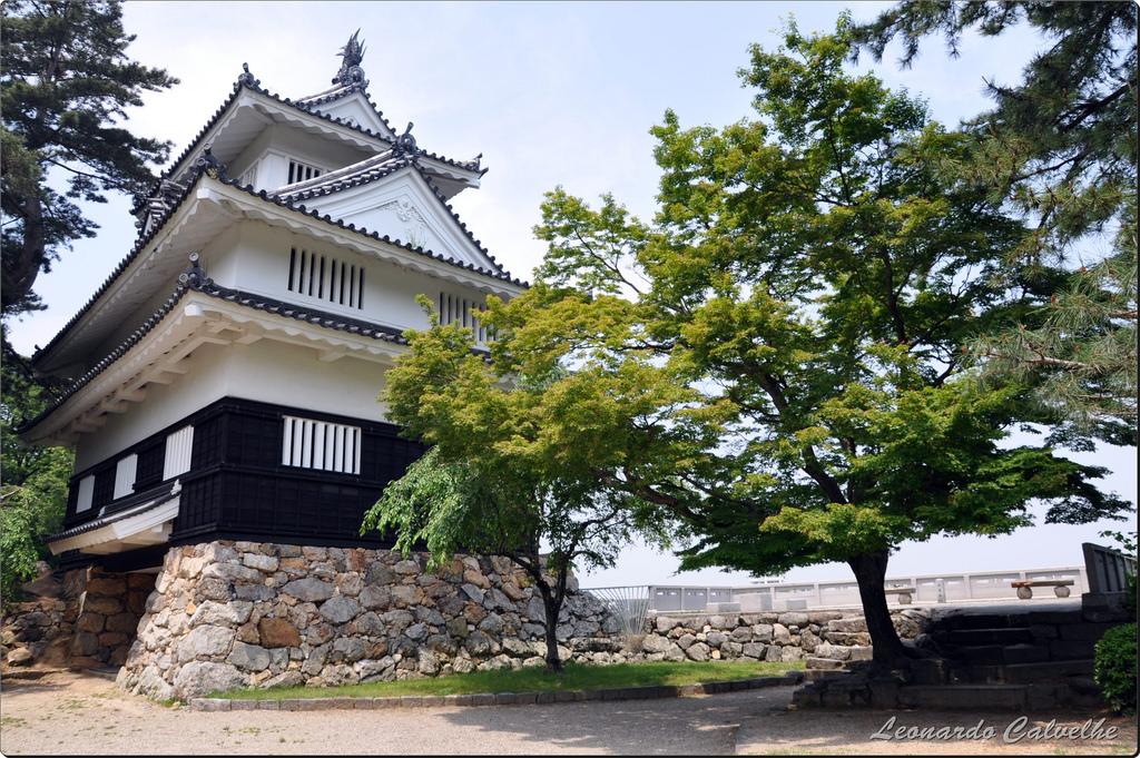 Japanese ancient castle 11