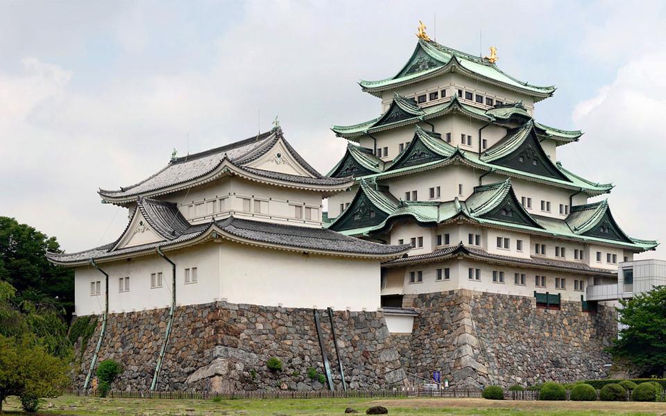 Japanese ancient castle 13