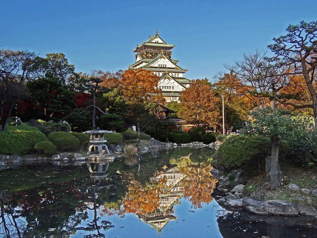 Japanese ancient castle 14