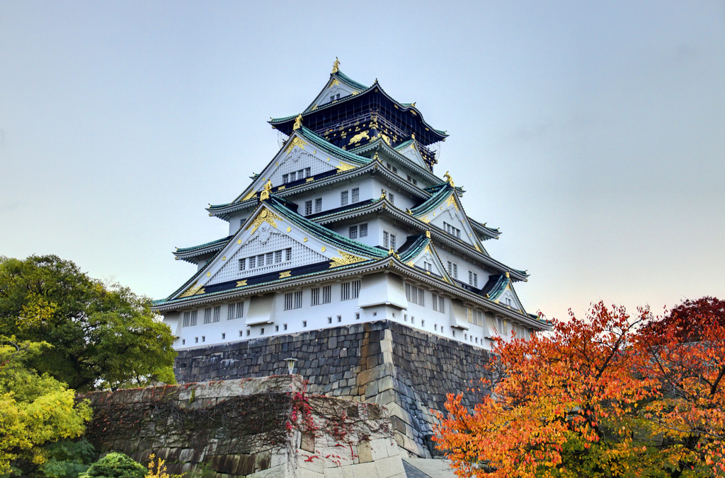 Japanese ancient castle 15