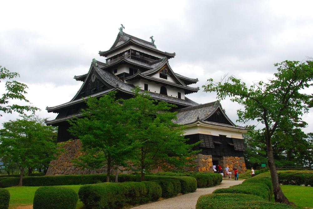 Japanese ancient castle 20