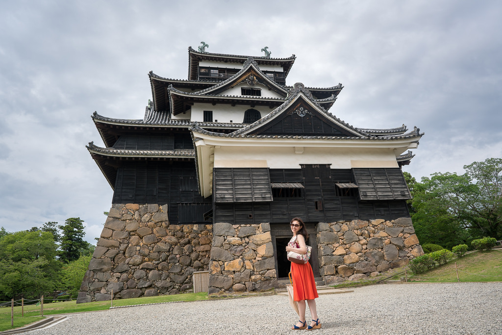 Japanese ancient castle 21