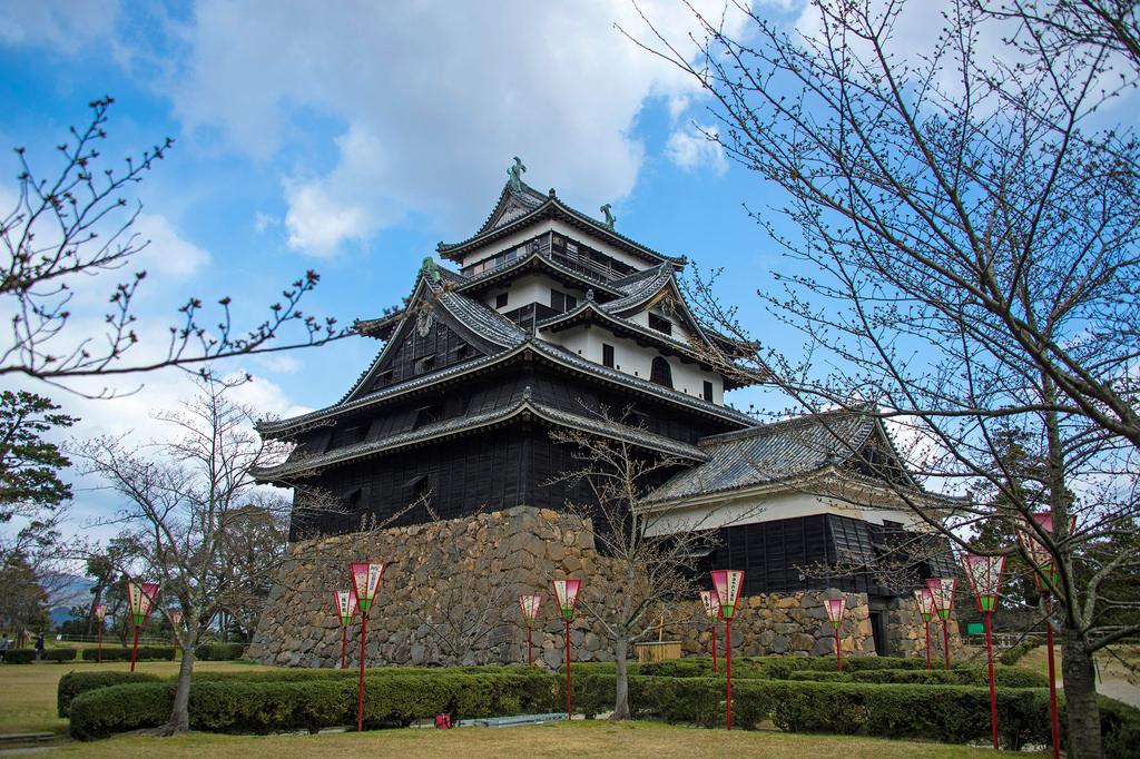 Japanese ancient castle 22