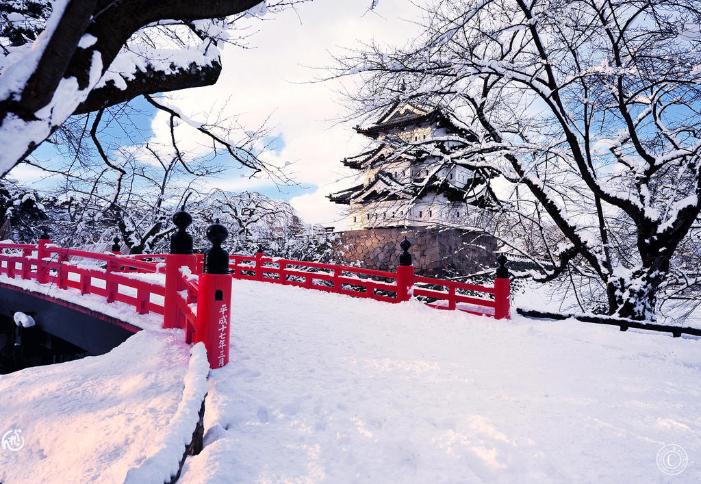 Japanese ancient castle 24