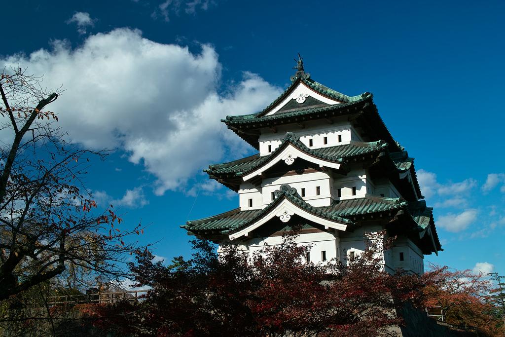 Japanese ancient castle 25