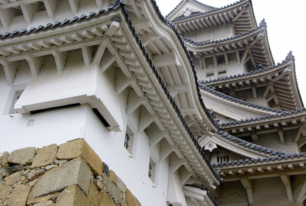 Japanese ancient castle 3