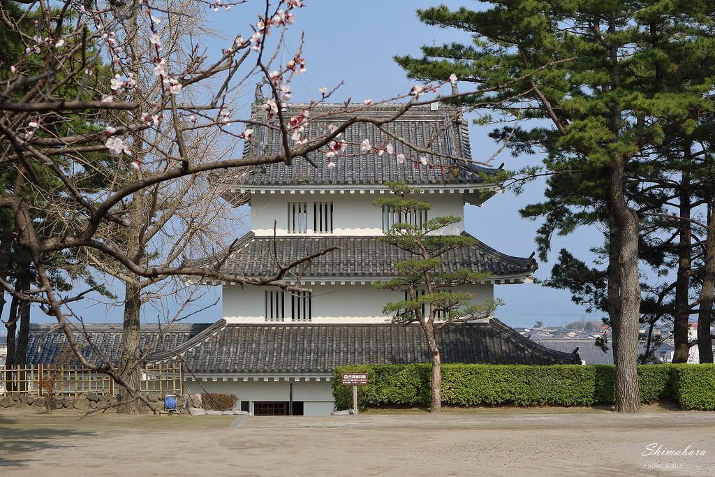 Japanese ancient castle 32