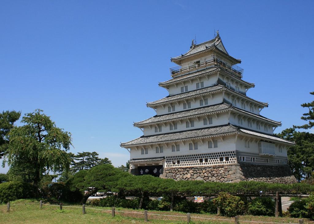 Japanese ancient castle 34