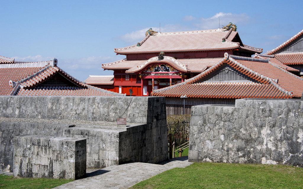 Japanese ancient castle 37