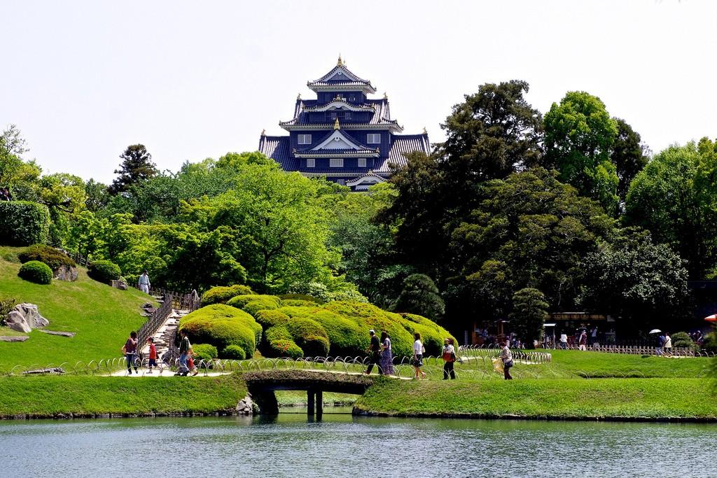 Japanese ancient castle 40