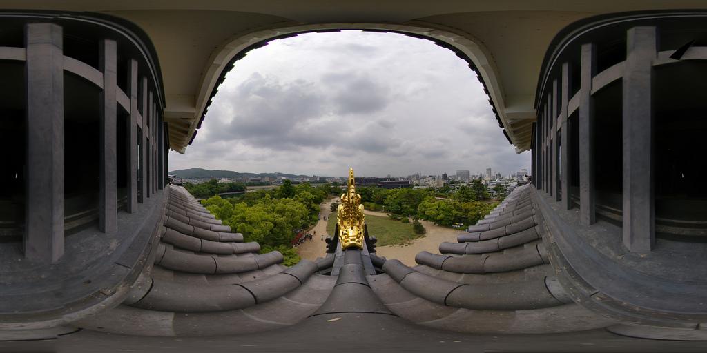 Japanese ancient castle 41