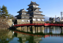 Japanese ancient castle 6