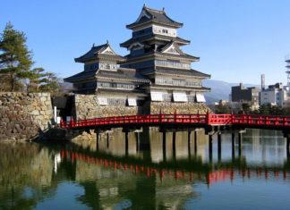 Japanese ancient castle 6