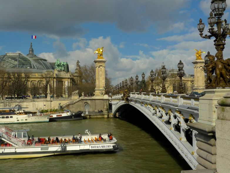 Alexandre III Bridge 2