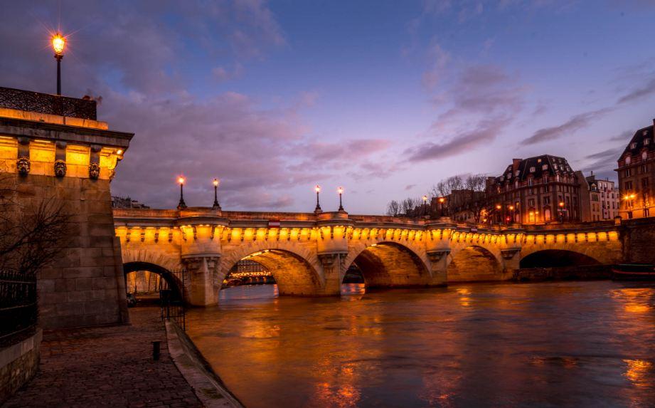 Pont Neuf famous bridge in paris history of bridges in paris padlock bridge paris