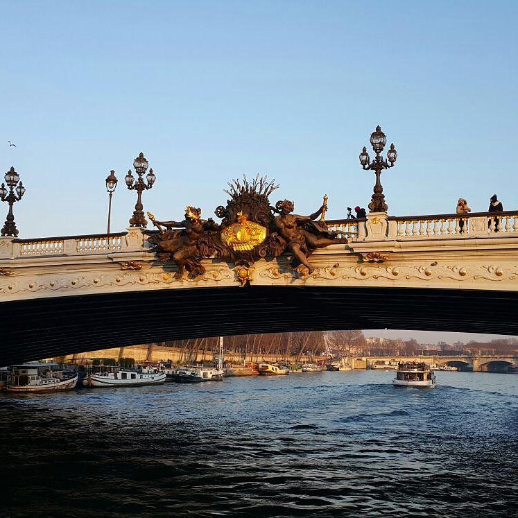 Seine River famous bridge in paris history of bridges in paris padlock bridge paris