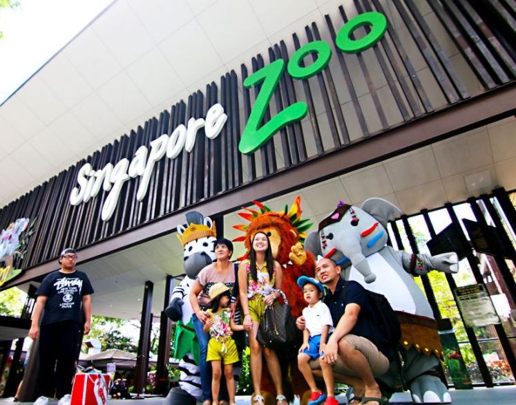 Singapore zoo9