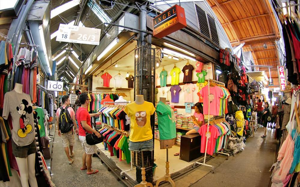best shops in chatuchak market 2 Image: Chatuchak shopping blog.