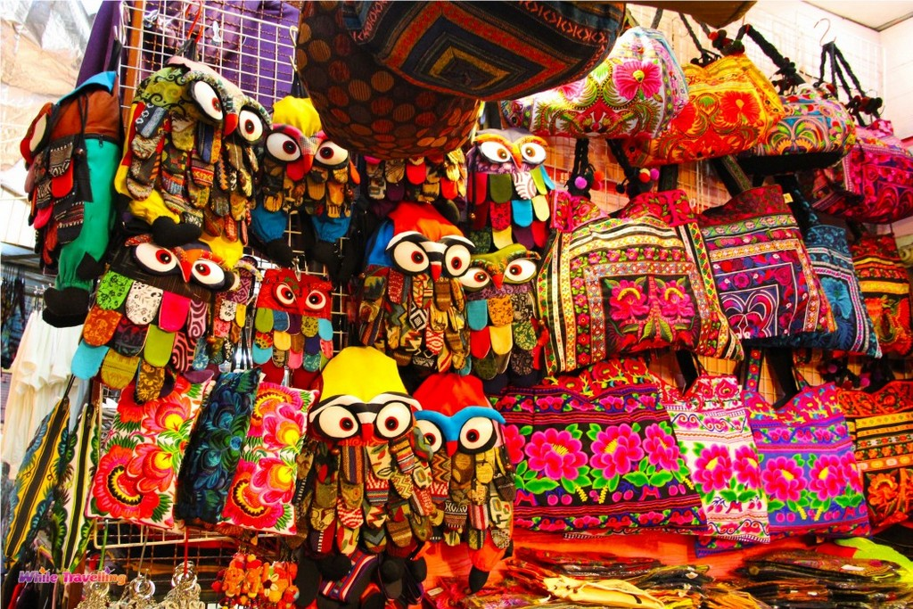 chatuchak market-the endless market of Bangkok thailand