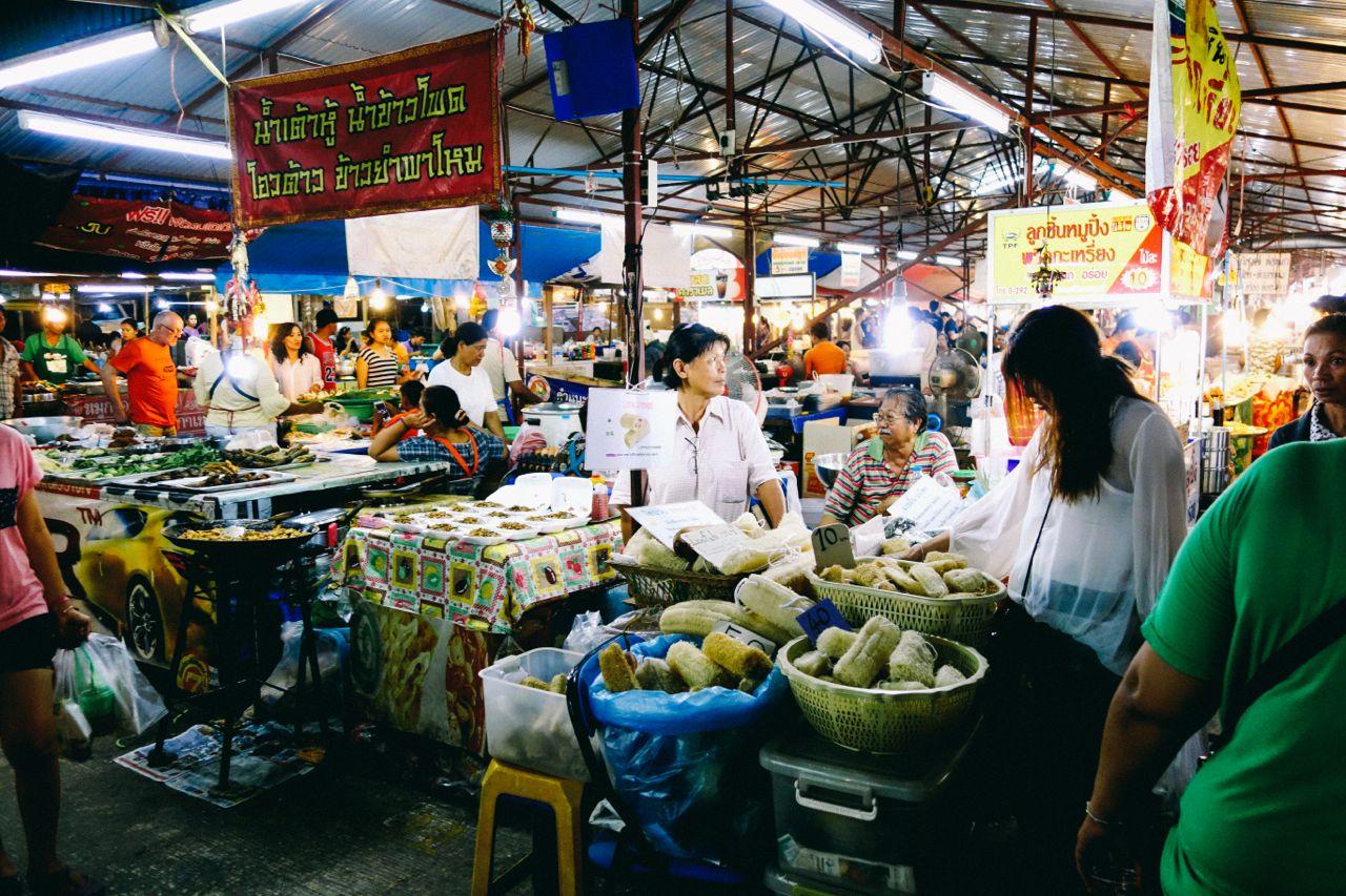 phuket Nightmarket