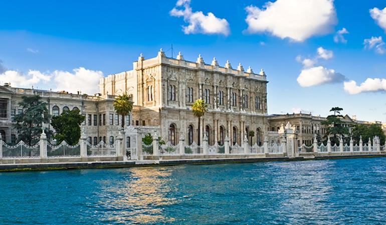 Istanbul Dolmabahçe Palace