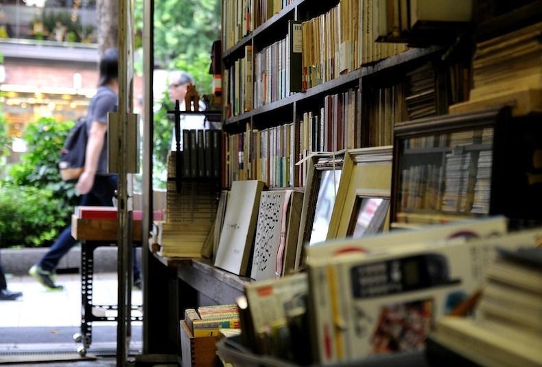 jimbocho-the book town (1) jimbocho tokyo