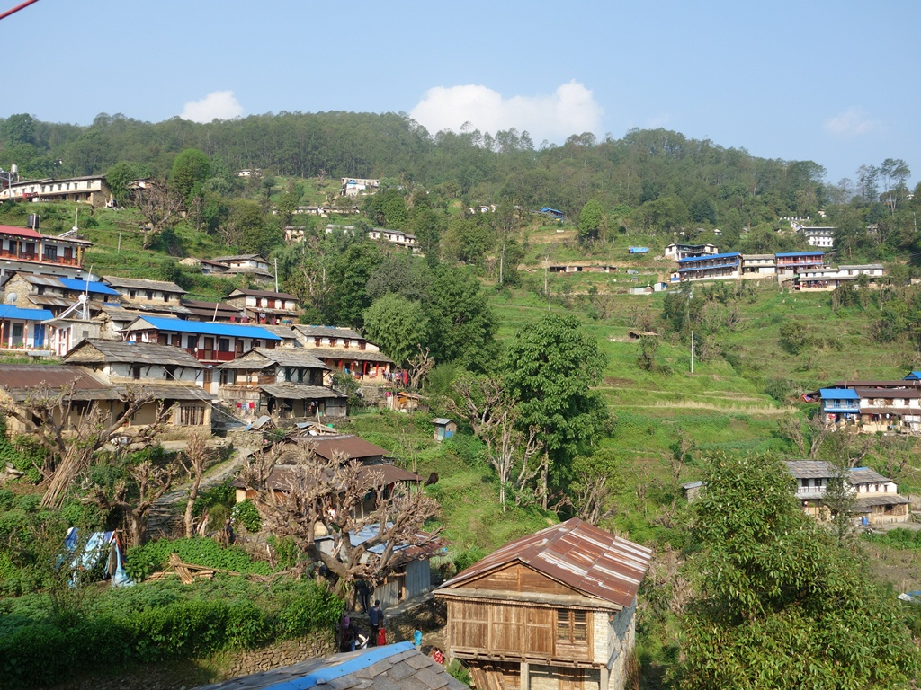 Ghandruk poon hill trekking poon hill trek 4 days poon hill itinerary