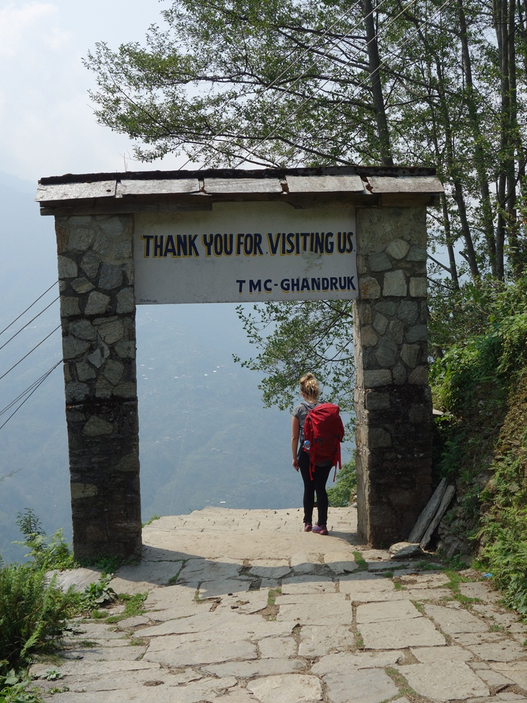 Ghandruk Village1 poon hill trekking poon hill trek 4 days poon hill itinerary