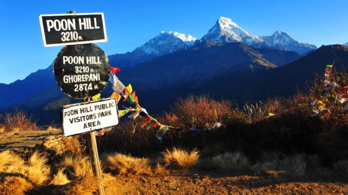 Poon Hill Trek 4 Days Detailed Itinerary For Trekking