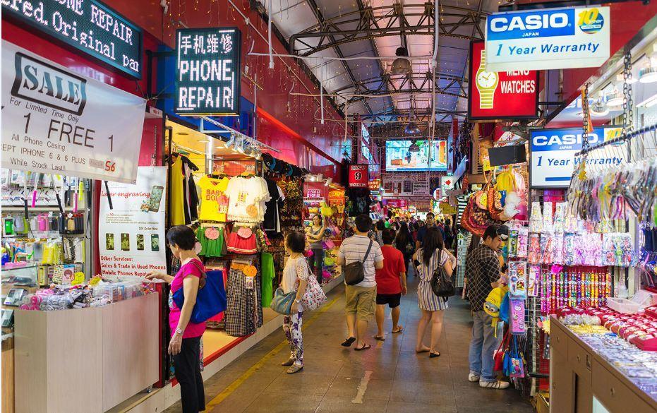 bugis-street-10001 Credit: bugis and kampong glam singapore blog.