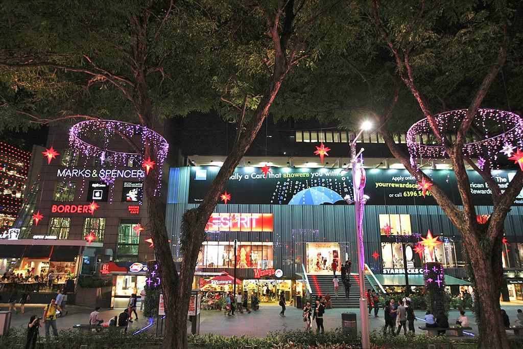 orchard road singapore1