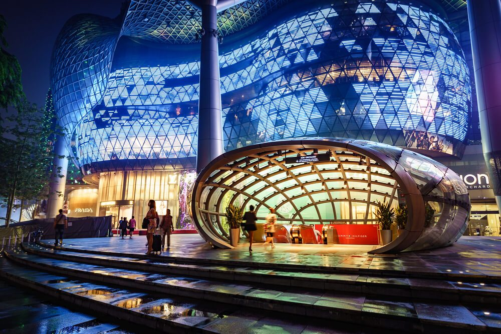 Guide to Restaurants in Orchard Road Singapore