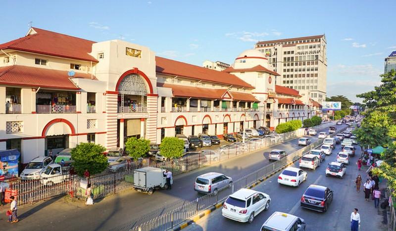 Bogyoke-Aung-San-market 3 days in yangon yangon itinerary