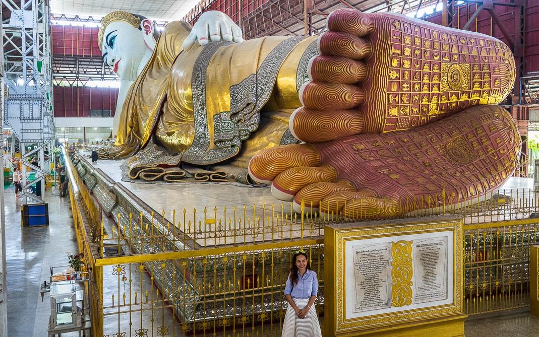 Chaukhtatgyi Paya