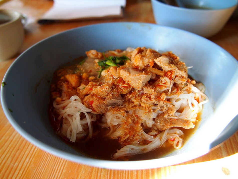 Shan noodles 999