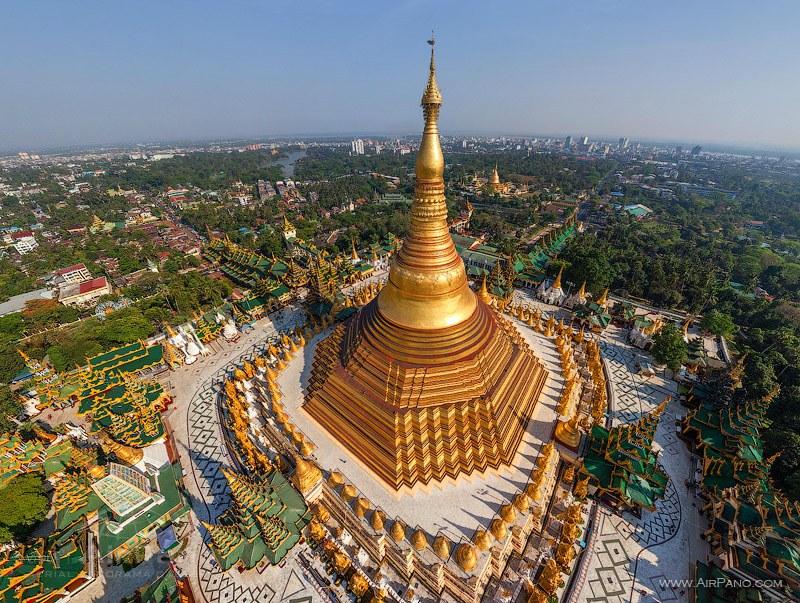 Shwedagon Pagoda6