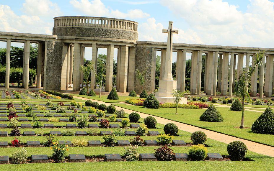 Taukkyan War Cemetery1