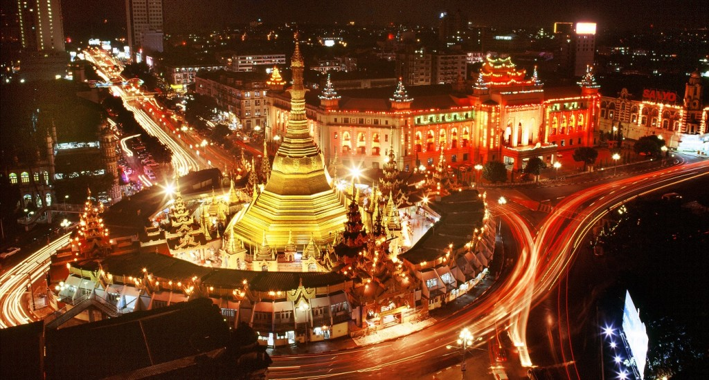 Yangon by night 3 days in yangon yangon itinerary