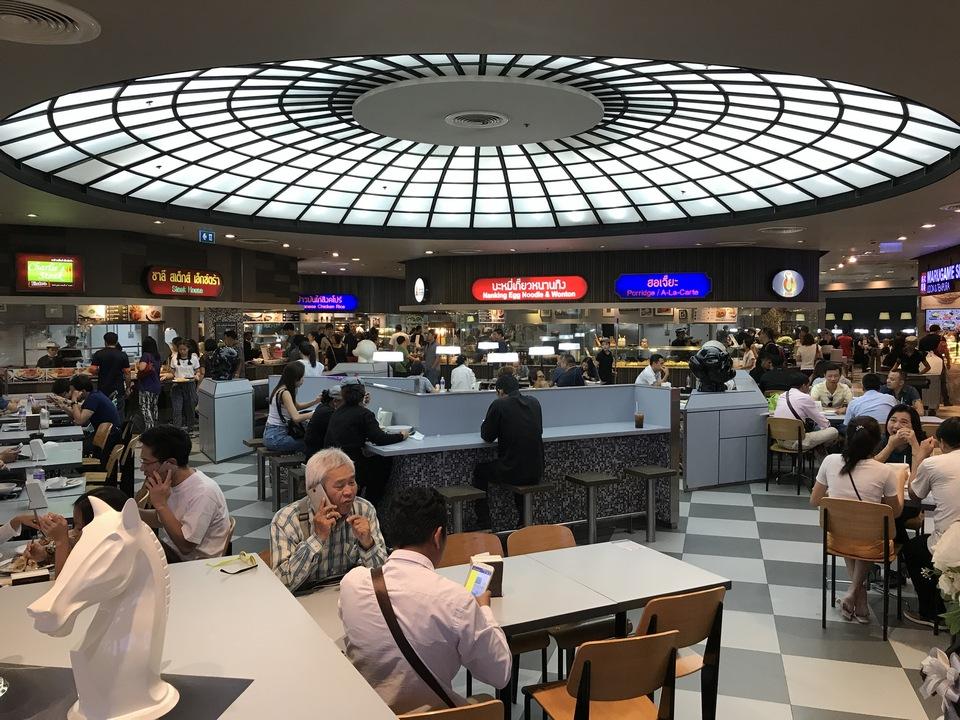 Food Republic food court at Mega Bangna bangkok 2