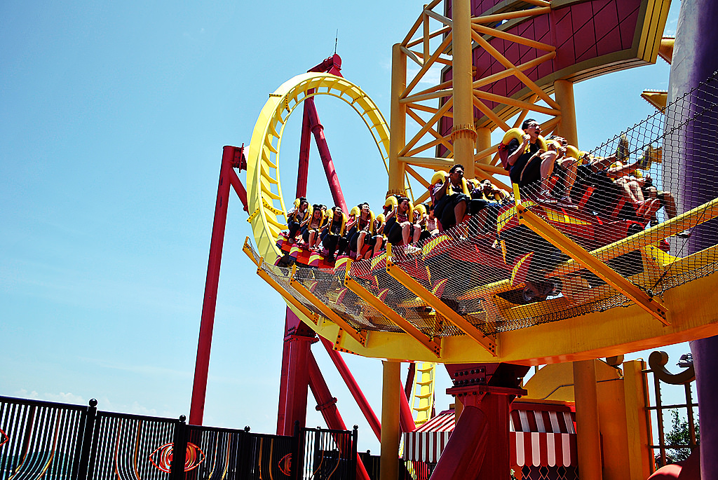 Hair Raiser_ Ocean Park2 hong kong amusement park best amusements parks in hong kong