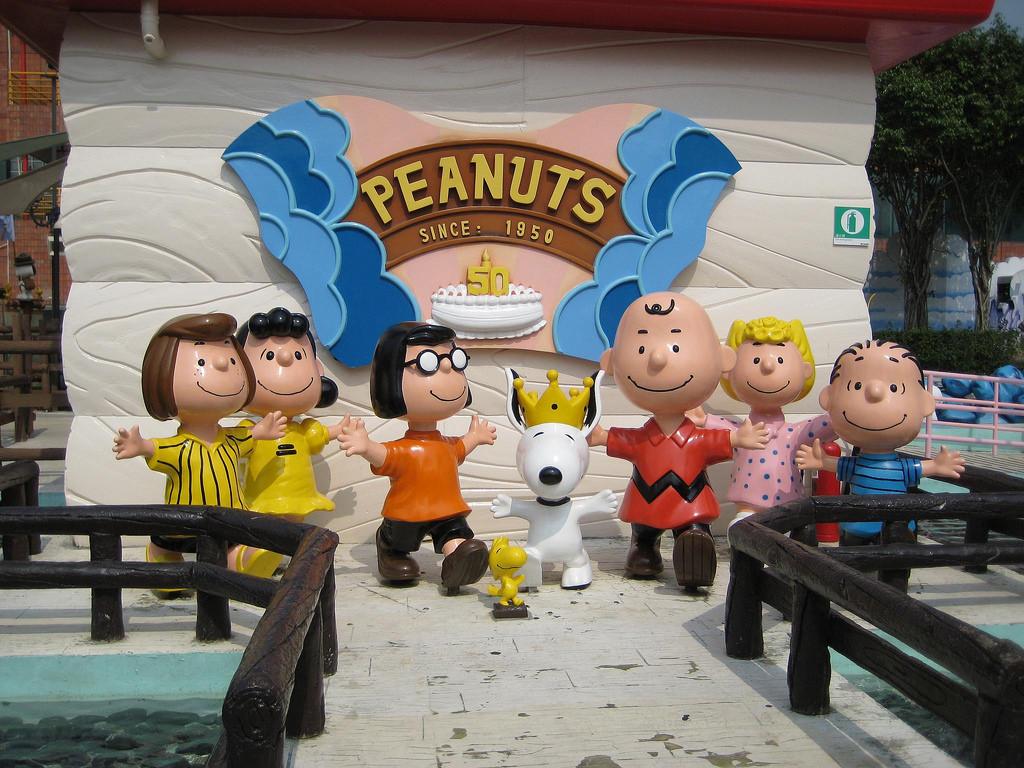 Snoopy's World