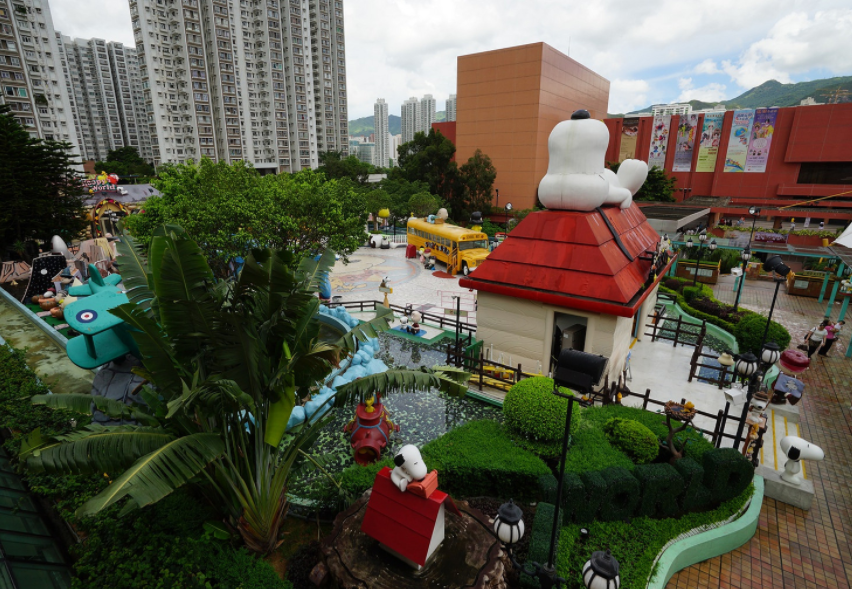 Snoopy's World1
