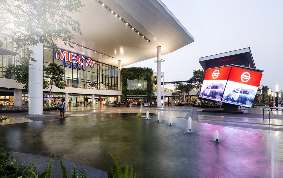 0ab3e4afbb Explore Mega Bangna Bangkok — The second largest store in Southeast ...