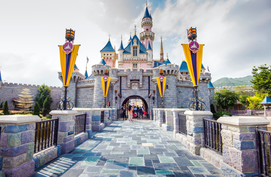 Disneyland Park hong kong amusement park best amusements parks in hong kong