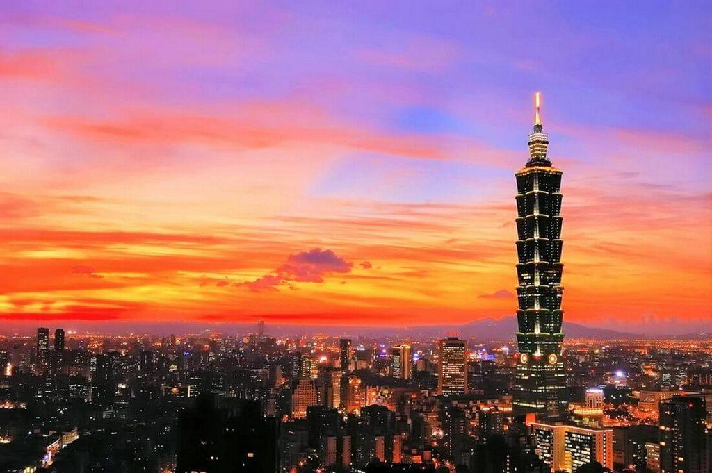 Observatory Taipei 101