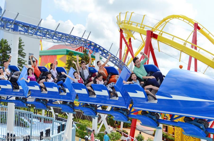 Ocean Park hong kong amusement park best amusements parks in hong kong