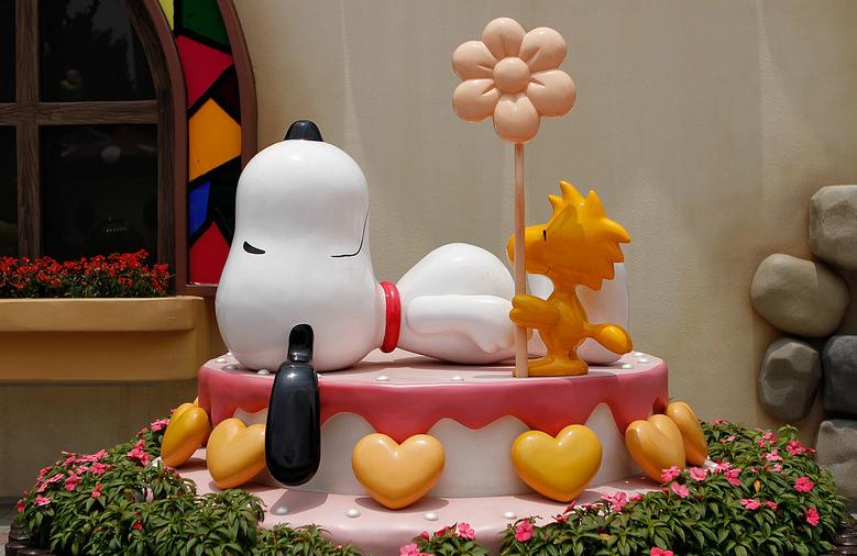 Snoopy's World2 hong kong amusement park best amusements parks in hong kong