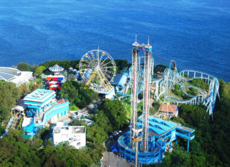 Ocean Park In Hong Kong